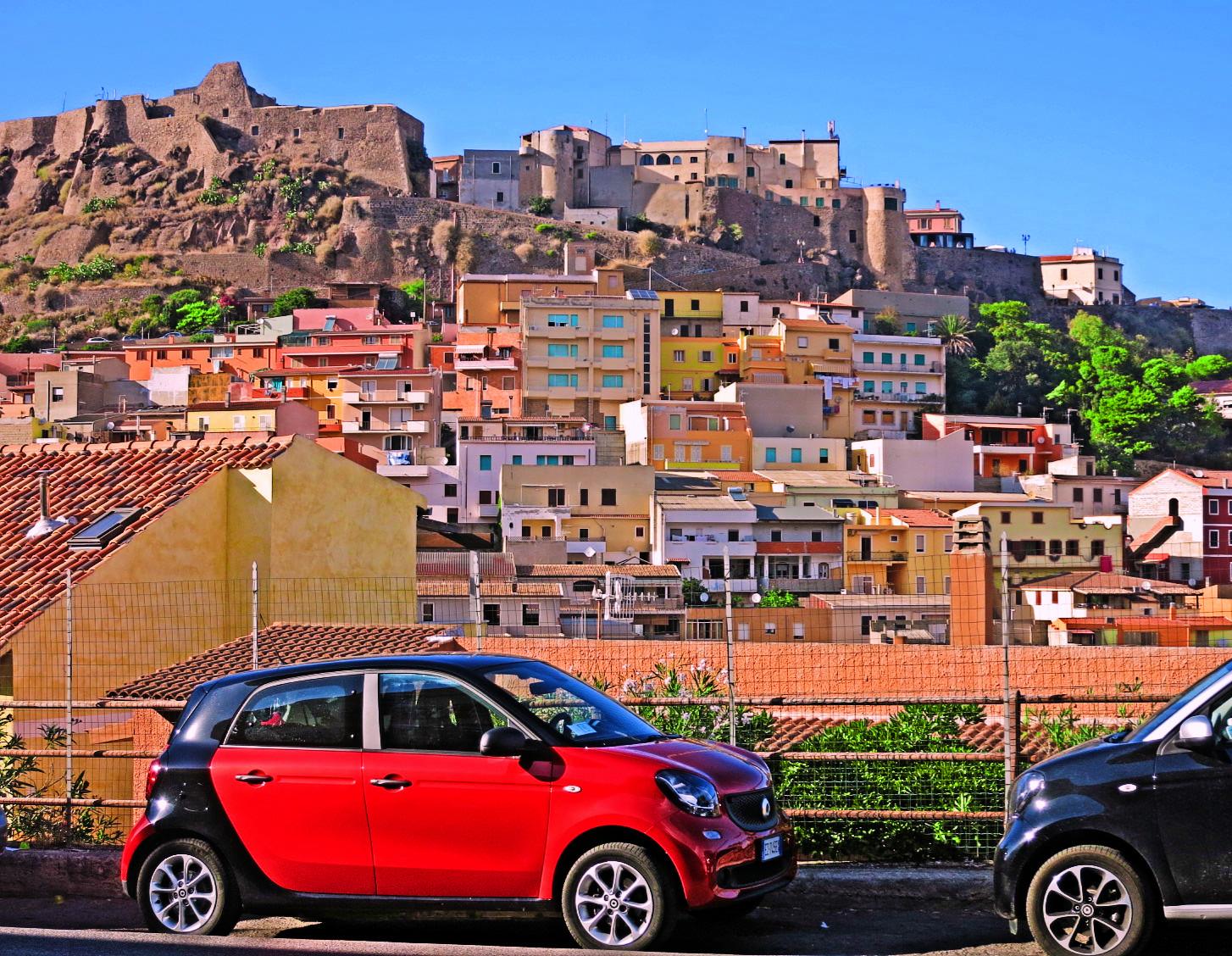 Sardinien 2015 – Castlesardo II